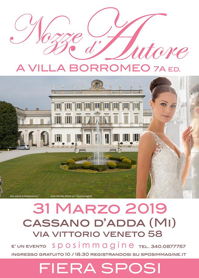 Villa Borromeo, Cassano d'Adda - Milano